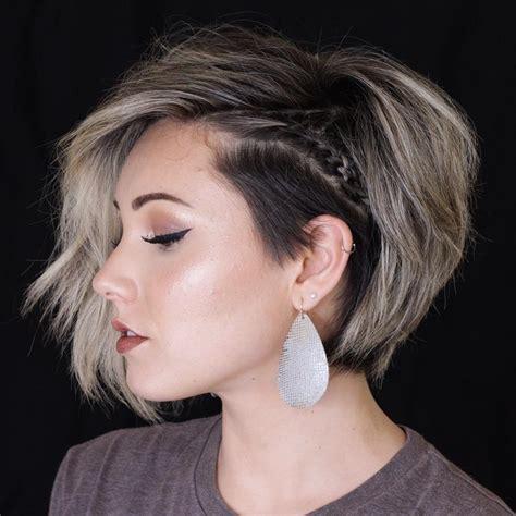 short haircuts     long face shape