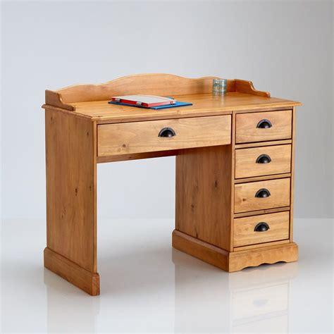 bureau couleur miel bureau pin large choix de bureau pin à découvrir sur twenga