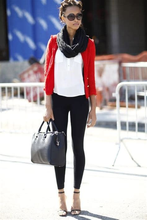 york street style fashion