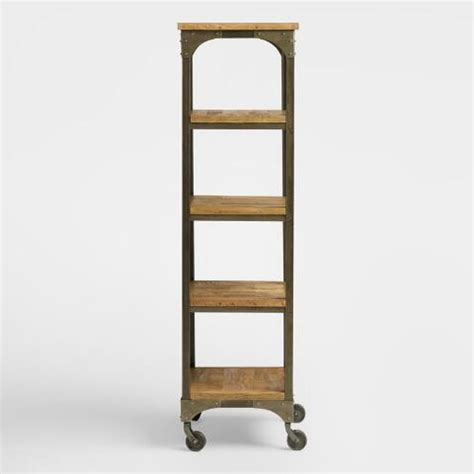 Aiden Etagere by Wood And Metal Aiden 201 Tag 232 Re World Market
