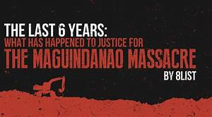 The Last 6 Years: What has Happened to Justice for the ...