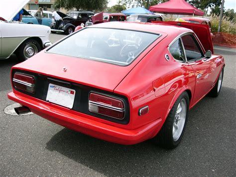 Datsun Z Car by Datsun Z Car Rear Quarter View By Roadtripdog On Deviantart