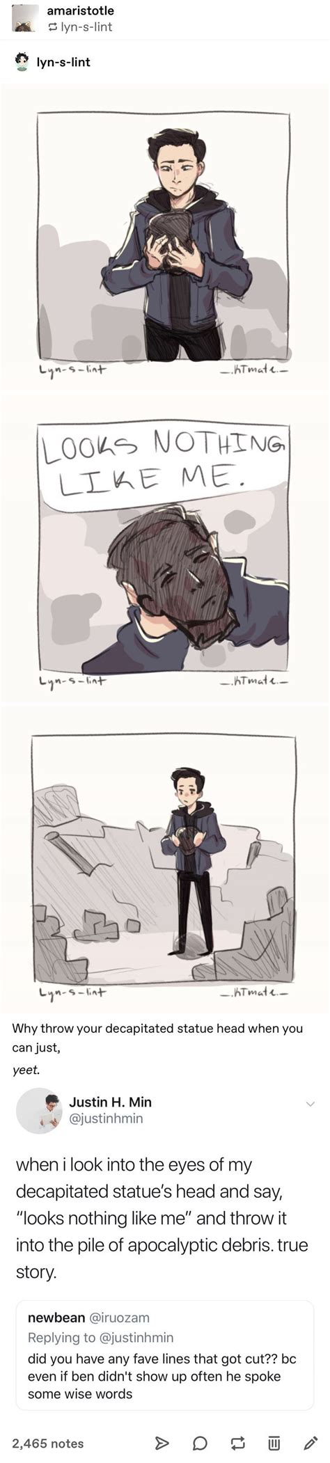 The umbrella academy ben hargreeves fanart funny tumblr ...