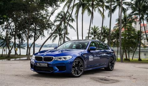 2018 Bmw F90 M5 Leaked, Offers 4wd And 2wd Setups