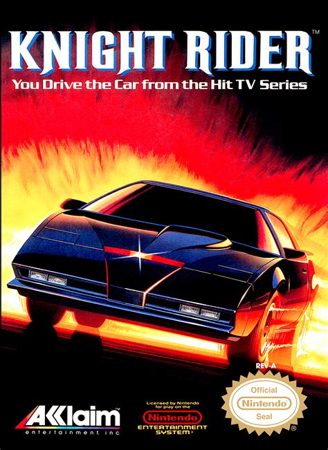 knight rider game giant bomb