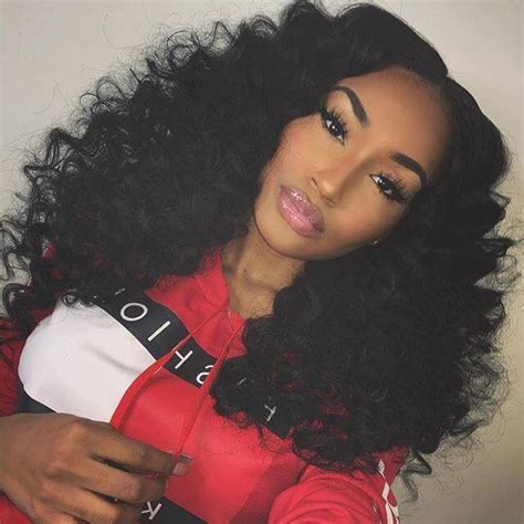 Pics Of Curly Sew In Hairstyles by 657 Best Sew In Hairstyles Images On Black