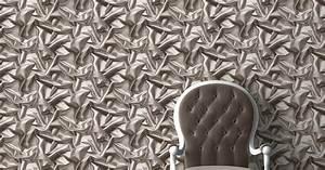 Papier Trompe L Oeil : papier peint trompe l 39 oeil par chantemur ~ Premium-room.com Idées de Décoration