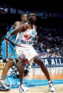 Flashback Shawn Kemp In The 1996 All Star Game Wearing