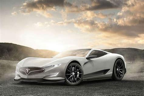 bmw supercar concept une supercar electrique tesla model r imaginee