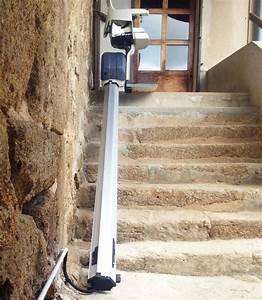 Chaise Monte Escalier : chaise monte escalier homeglide extrieur privas 07000 ~ Premium-room.com Idées de Décoration