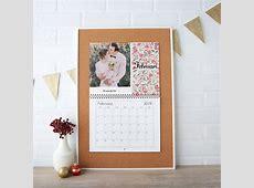 Personalised Calendars 2019 · Photo Calendars · Vistaprint