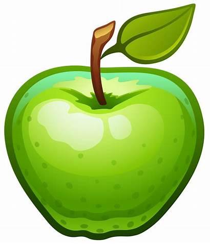 Apple Clipart Painted Fruit Transparent Yopriceville