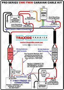 Wiring Diagram 12 Pin Caravan Plug