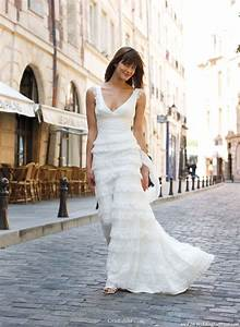 cymbeline paris 2010 bridal collection wedding inspirasi With mariage boheme chic robe