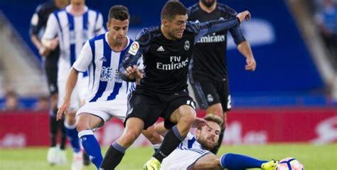 DirecTV transmite en vivo Real Madrid vs Real Sociedad por ...