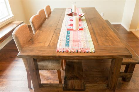 dining room table woodworking farmhouse dining room table diy types