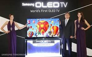 Tv Samsung 55 Pouces : la tv oled 55 pouces de samsung va arriver en cor e du sud ~ Melissatoandfro.com Idées de Décoration