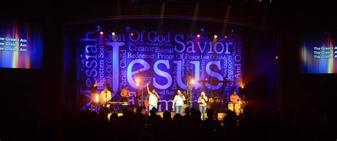 Church Stage Backdrop by Named Church Stage Design Ideas
