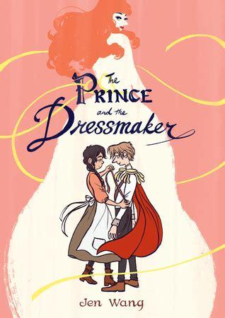 prince   dressmaker  jen wang