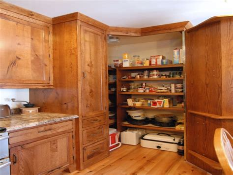 Tall Pantry Cabinet Design Ideas — The Decoras Jchansdesigns