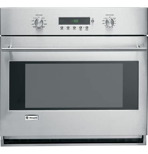 zetsmss ge monogram  built  electronic convection single wall oven monogram appliances