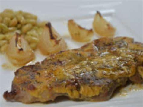 cuisine cote de porc recettes de côte de porc et porc