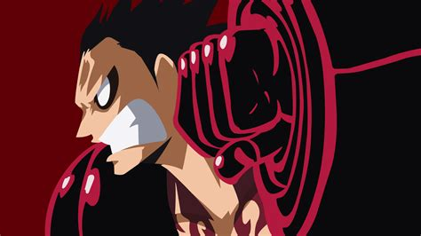 My Hero Academia Wallpaper 1920x1080 The Gallery For Gt One Piece Luffy Gear 4