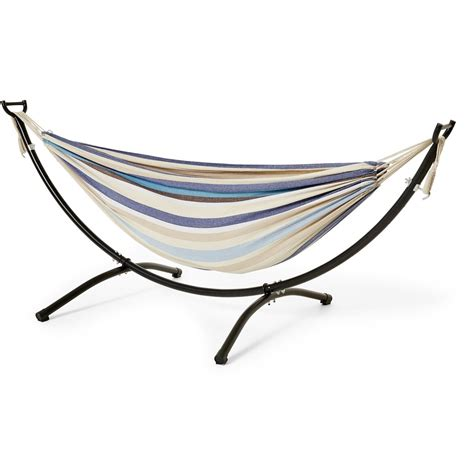 Hammock And Frame by Oztrail Hammock With Frame Big W