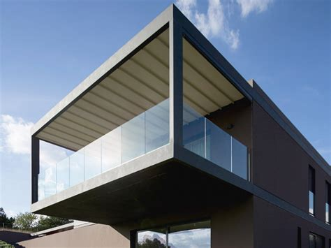 Coperture In Plexiglass Per Terrazzi by Tettoie Per Terrazzi In Alluminio Policarbonato Vetro