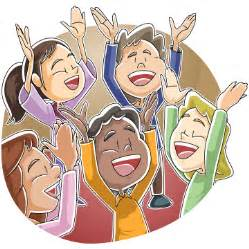 Gallery images and information: Praise Singing Clipart