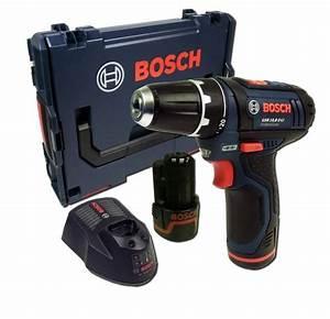 Bosch 12v Akkuschrauber : bosch gsr 12v 15 akkuschrauber 2 x 2 0 ah in l boxx ~ Articles-book.com Haus und Dekorationen