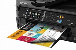 Epson Workforce Wf