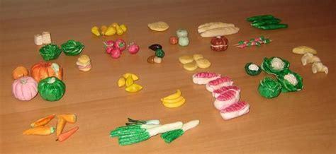 objet en pate a sel pour jouer 224 la marchande p 226 te 224 sel clo s bricolages
