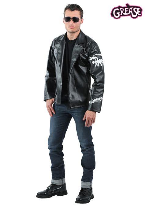 Grease Menu0026#39;s Scorpions Jacket