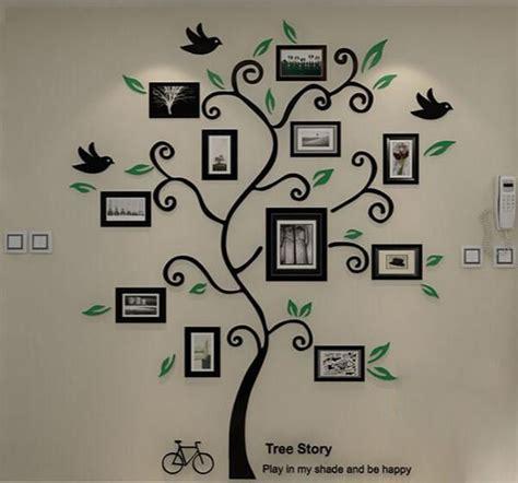 l arbre a cadres 17 meilleures id 233 es 224 propos de stickers muraux d arbre sur sticker motif arbre pour