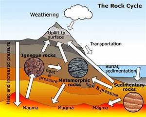 Ap Notes - Rock Cycle And Formation