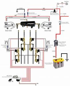 Air Bag Suspension Wiring Diagram