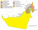 Emirates of the United Arab Emirates - Wikipedia