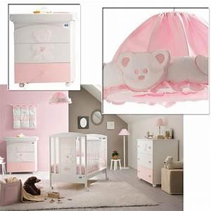 Kinderzimmer Baby Mädchen : 1000 images about kinderzimmer mit geschmack niedliche teddys bewohnen das babyzimmer on ~ Sanjose-hotels-ca.com Haus und Dekorationen