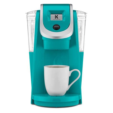 How do keurig coffee makers know how to make the perfect cup of coffee every time? Keurig K200 Plus Single Serve Coffee Maker-119261 - The Home Depot
