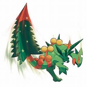 First Look On Mega Sceptile, Mega Blaziken & Mega Swampert ...