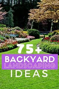 backyard landscape ideas 75+ Backyard Landscaping Ideas & Trending Designs 2019