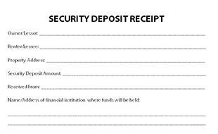 Earnest Money Deposit Agreement Template - Costumepartyrun