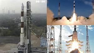 इस्रोनं रचला इतिहास, शंभरावा उपग्रह अंतराळात सोडला | isro ...