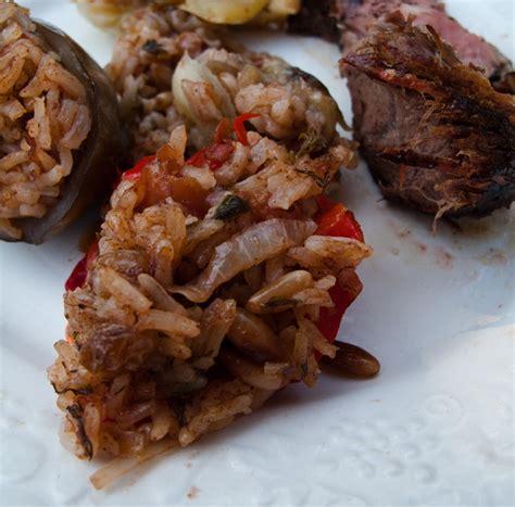 recette dolma turc mets très populaire en turquie