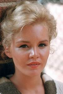 Tuesday Weld...a very pretty young actress back in the ...