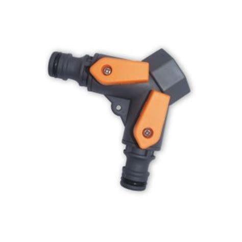 werkzeug für trockenbau 2 wege ventil mit hahnanschluss 1 2 quot und 3 4 quot 1 89