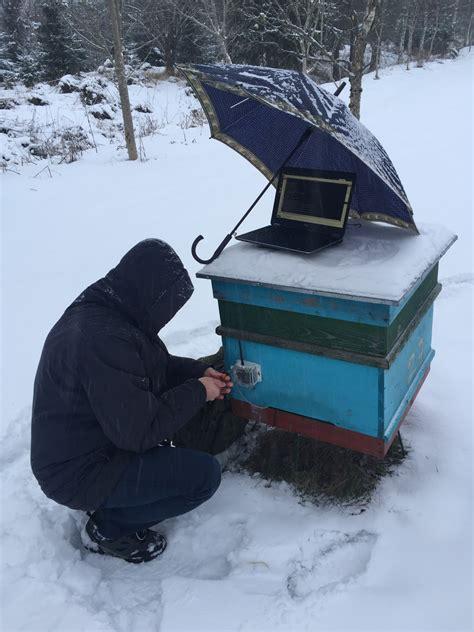 SmartAgriHubs Bišu monitorings un uzvedības prognozēšana ...
