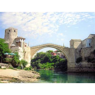 Panoramio - Photo of Stari most Mostar...Old Bridge in Mostar