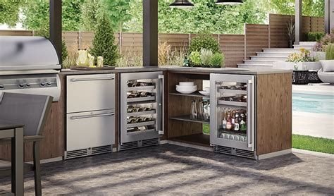 Indoor Freezers & Outdoor Freezers For Your Home   Perlick